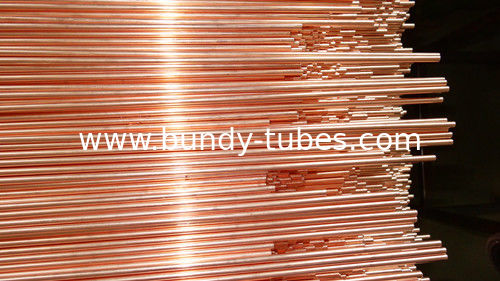 Good Corrosion Resistance Steel Bundy Tube For Refrigerator Part 3.18  Mm  *  0.7  Mm